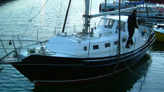 Boat plans Roberts Spray 33