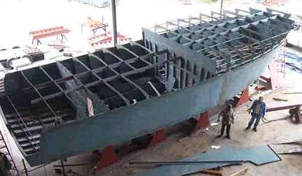 fiberglass boat plans