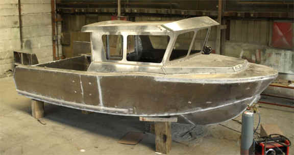 Aluminum Boat Plans - Boat Plans & Kits - EzineArticles Submission