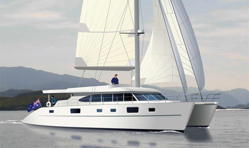 Aluminum Catamaran Building Plans