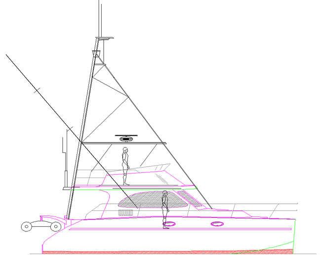 Bruce Roberts, CATAMARAN boat plans, CATAMARAN boat building