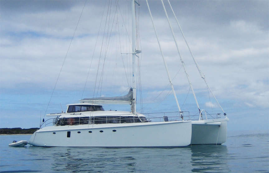 CATAMARAN Boat plans Power Cat 60 Aluminum