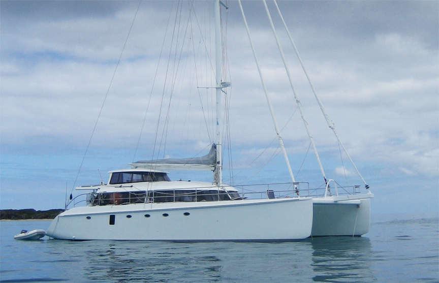 CATAMARAN Boat plans Power Cat 60 Aluminum