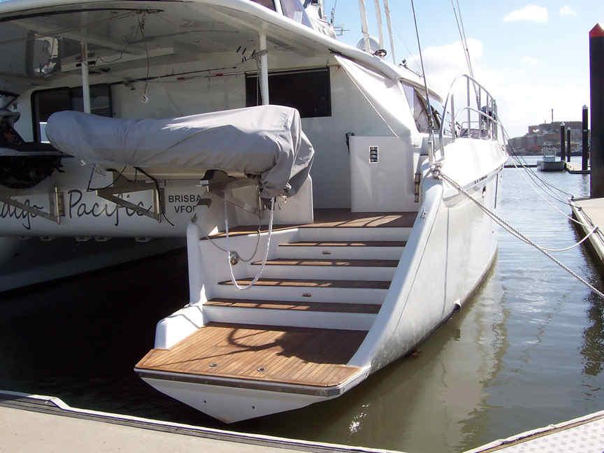 NY NC: Steel Yacht Plans