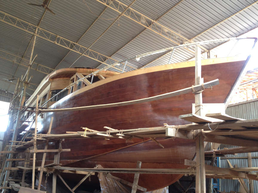 Euro 23 Steel Kits Powerboat Boat Building Boatbuilding Boat Plans