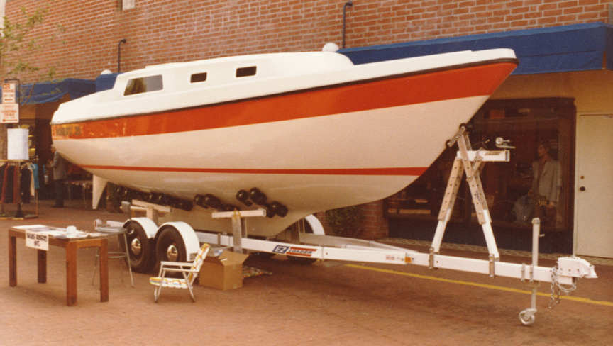 Boatplans Roberts 25