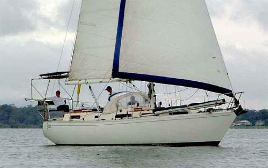 Boatplans ROBERTS 35