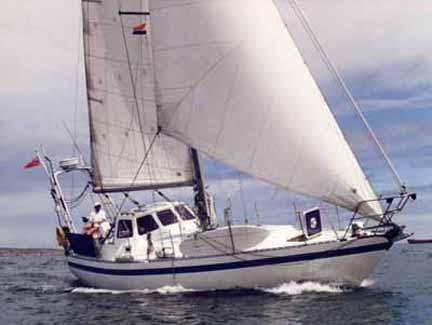 Boatplans Roberts 434