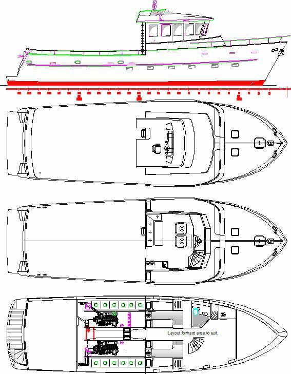 TRAWLER YACHTS, trawlers, passagemakers, liveaboard ...