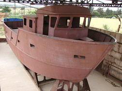 wood fishing boat plans