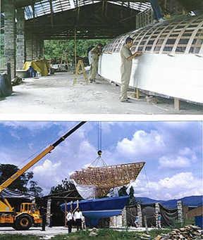 Boat building in fiberglass news letter boat plans for boat